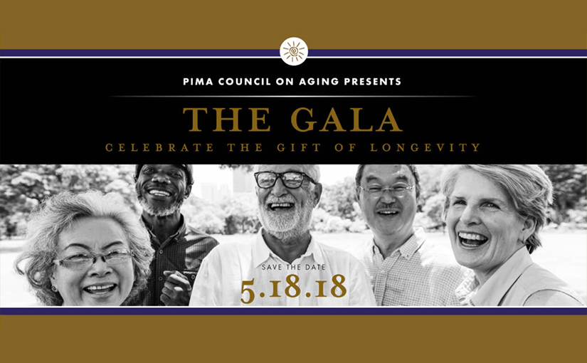 Pima Council on Aging 50th Anniversary GALA