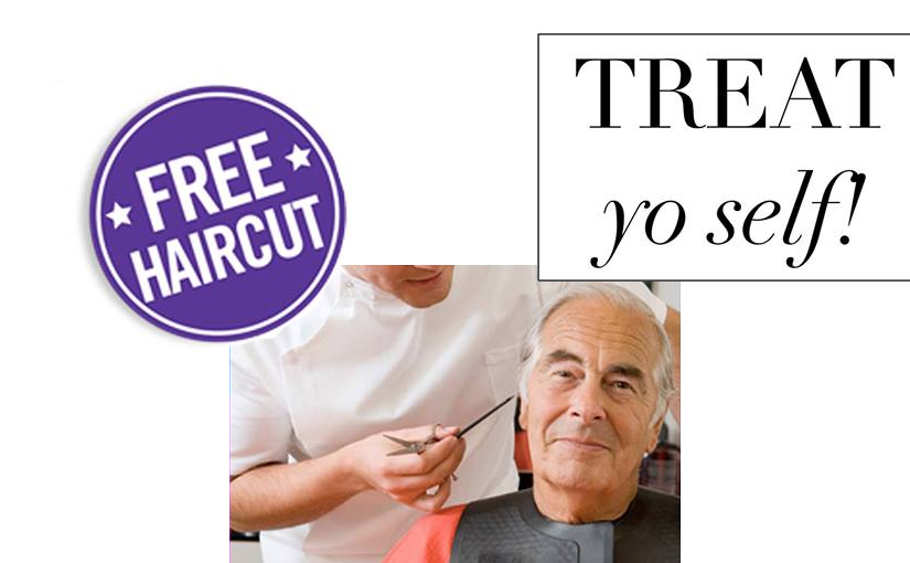 Free Haircut for LGBTQ+ Seniors on August 27, 2018