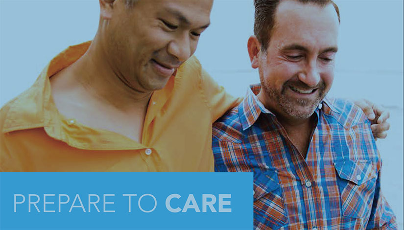 Prepare to care - LGBT planning guide