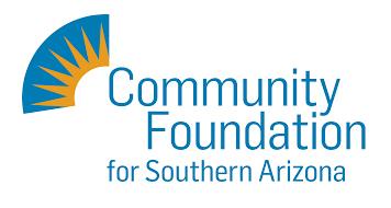 Community Foundation for Southern AZ logo