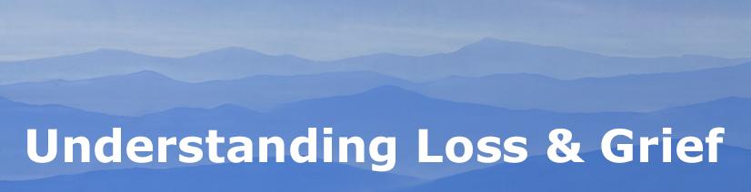 Understanding Loss & Grief workshop - Jan 31, 2020