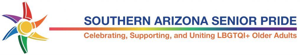 Southern Arizona Senior Pride footer graphic