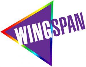 Wingspan logo, Tucson 1988